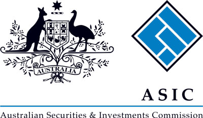 Australian Securities & Investment Commission (ASIC) logo