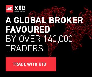 Open a XTB brokerage account!