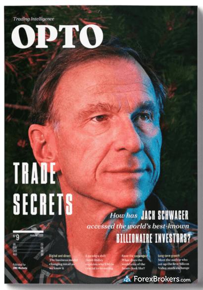 CMC Markets Opto magazine