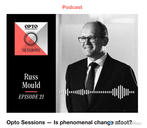 CMC Markets opto podcasts